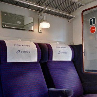 Lighting in Trains