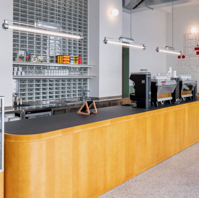 trainspotters lighting projects karlin coffee prague
