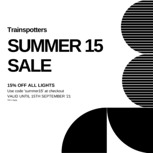 trainspotters-summer-15-sale-15%-off-with-discount-code-summer15