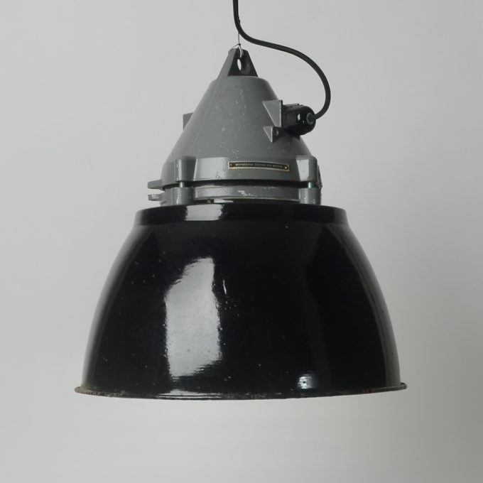 trainspotters vintage reclaimed industrial lighting czech arms MK I original